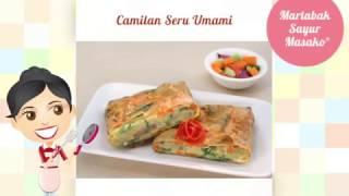 Dapur Umami -  Martabak Sayur Masako