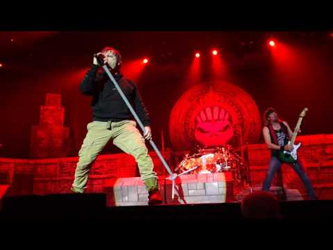 Iron Maiden - The Red and the Black Live @ 3Arena Dublin 6.5.2017