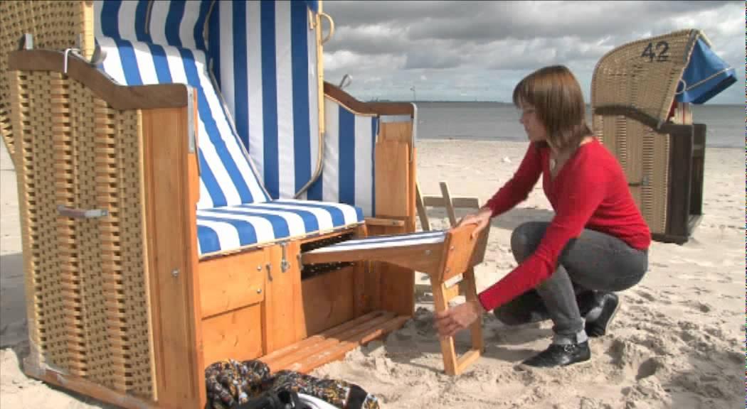Der Strandkorb