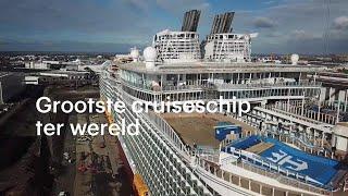 Een Kijkje Op Het Grootste Cruiseschip Ter Wereld Rtl