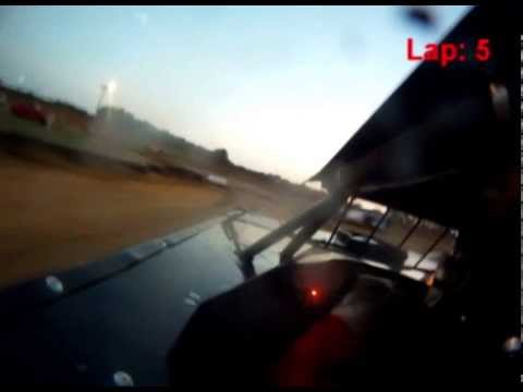 Heat Race at Spoon River Speedway