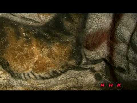 Наскальные рисунки в пещерах по  ... (UNESCO/NHK)