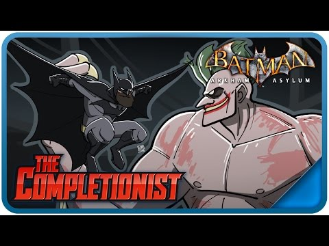 Batman: Arkham Asylum | The Completionist