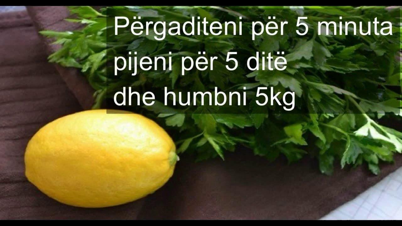 dijeta 5 kg shqip