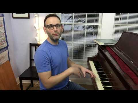 Are you Practicing Your 5 Finger Patterns? Easy Piano Tip!