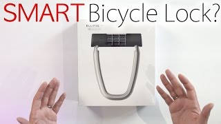 Smart Bicycle Lock? - Ellipse by Lattis