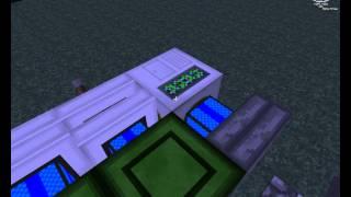 №1 Industrial craft:Автоматическая ферма)