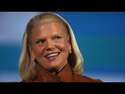 IBM CEO Ginni Rometty talks Watson, A.I., and working with GM on 'Bloomberg Technology'
