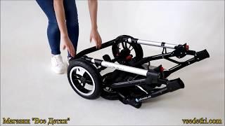Обзор детской коляски Noordline Beatrice ALU 2в1 и 3в1