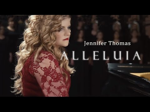 Alleluia (Original Song) - Jennifer Thomas Ft. Felicia Farerre & The Ensign Chorus #ASaviorIsBorn