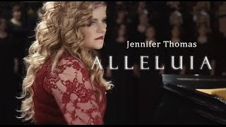 Alleluia (Original Song) - Jennifer Thomas Ft. Felicia Farerre & The Ensign Chorus #LightTheWorld
