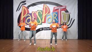 Oratorio estivo 2012 - Passpartu