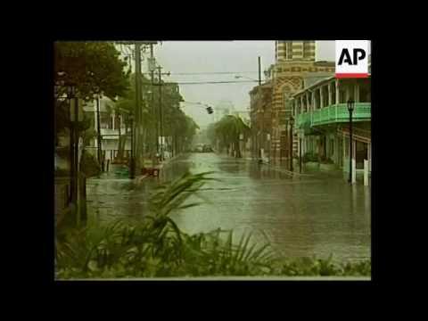 Caribbean: Hurricane Georges