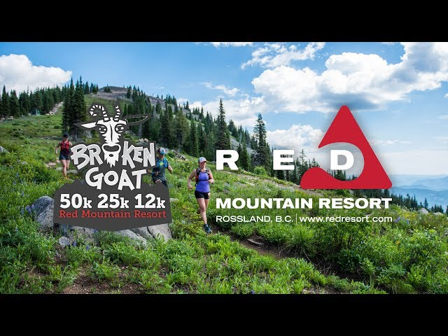 The 2017 Broken Goat at RED Mountain Resort