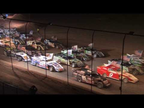 AFTERSHOCK: USMTS Casey's Cup Series @ El Paso Speedway Park 2/22/14