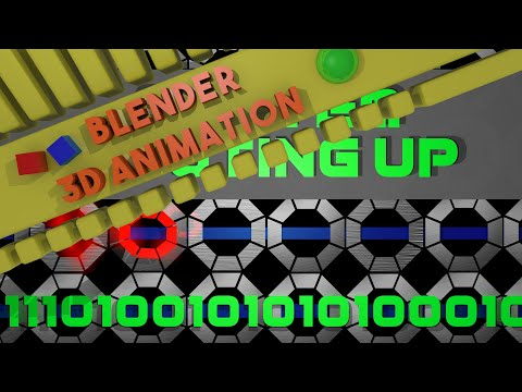 Blender Animation The House Jarpad Bootscreen