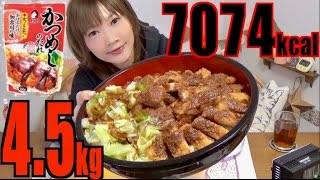 mukbang hyōgo prefecture kakogawa s famous beef cutlet with rice 4 5kg 7074kcal cc available