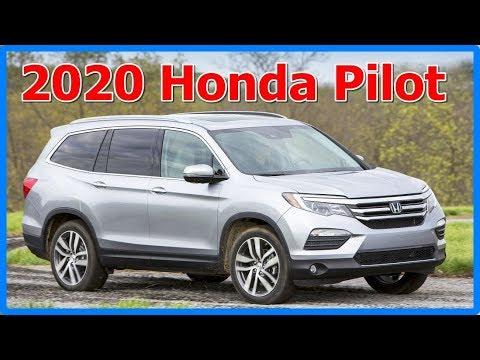 2020 Honda Pilot - YouTube