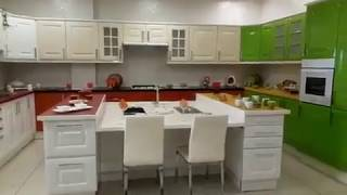 Antique Kitchen Design | Kitchen Cabinet Design | Kitchen Design Ideas | Home Kitchen Design