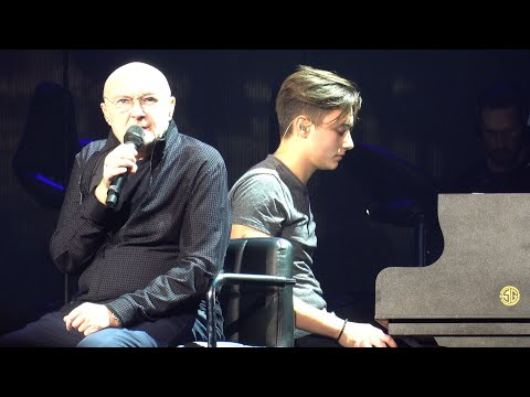 Phil Collins Live 2019 ⬘ 4K 🡆 You Know What I Mean ⬘ Phil Humor!! 🡄 Sept 24 - Houston, TX