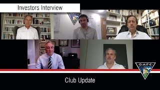 Investors Interview | Club Update | 24/09/2020