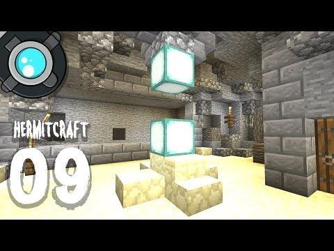 HermitCraft 6: 09 | BASE EXPANSION!