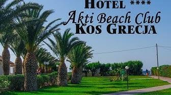 Hotel  Akti Beach Club **** Kardamena Kos - Grecja
