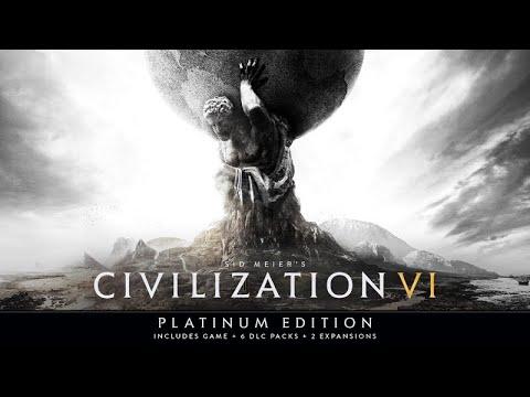 Civ 6 Platinum Edition all benchmark, Ryzen 5-4500u with graphics mode.. |