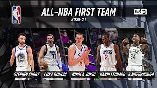 Inside The NBA Reacts To All-NBA TEAMS | 2021 NBA Playoffs