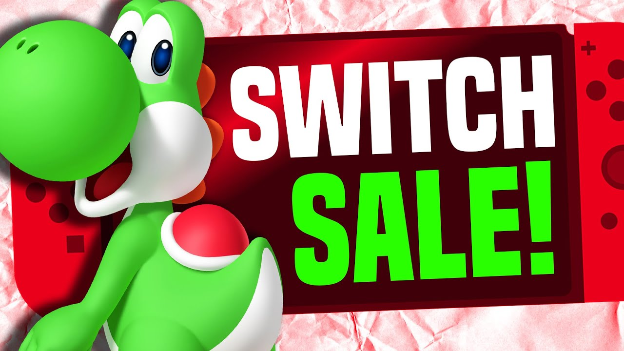 Download An EPIC Nintendo Switch eShop Sale Starting NOW!