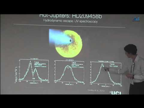 Giovanna Tinetti (University College London) Observations of Atmospheres