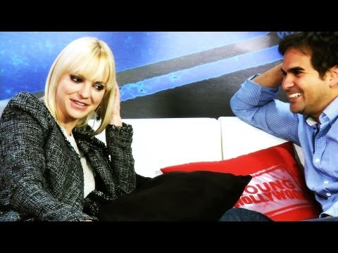 Anna Faris Wears The Pants