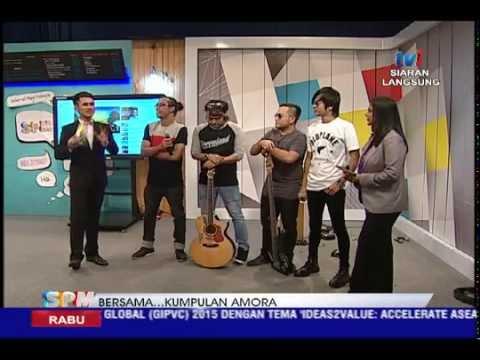 SPM Bersama Kumpulan AMORA Band (10 JUN 2015)