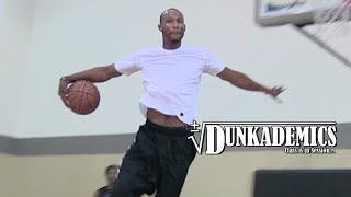 Airdogg & Chris Staples SICK Dunk Session! Video