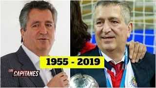 Falleció Jorge Vergara, el dueño de Chivas de Guadalajara y presidente de Omnilife | Los Capitanes