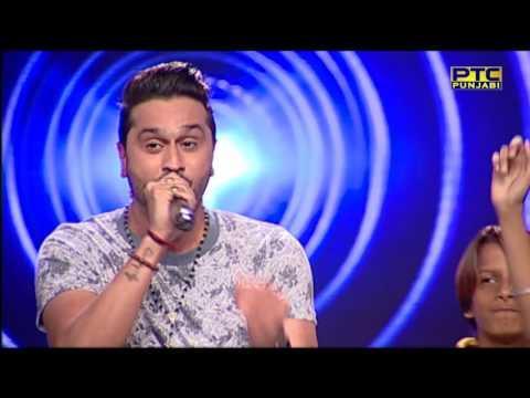 ROSHAN PRINCE sings LOONGI in Studio Round 02 | Voice Of Punjab Chhota Champ 3 | PTC Punjabi