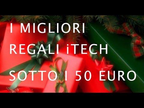Regali Di Natale 50 Euro.I Migliori Regali Di Natale Hi Tech Sotto I 50 Euro