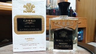 Royal Oud Millesime By Creed (1st Impression)