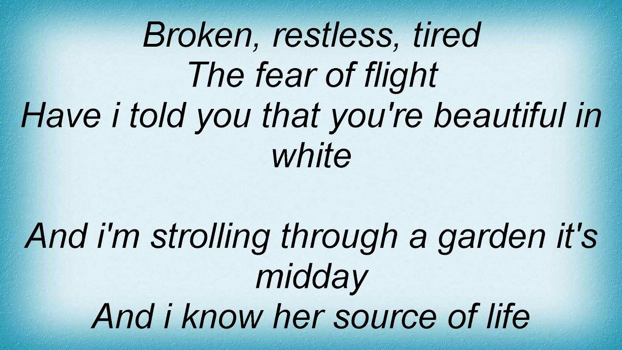 Antiskeptic Lyrics