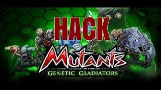 MUTANTS GENETIC GLADIATORS HACK 2018!! Get Unlimited Gold & Credits 100% Works