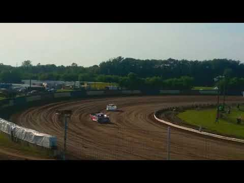 Late Model Hot Laps  Terre Haute Action Track