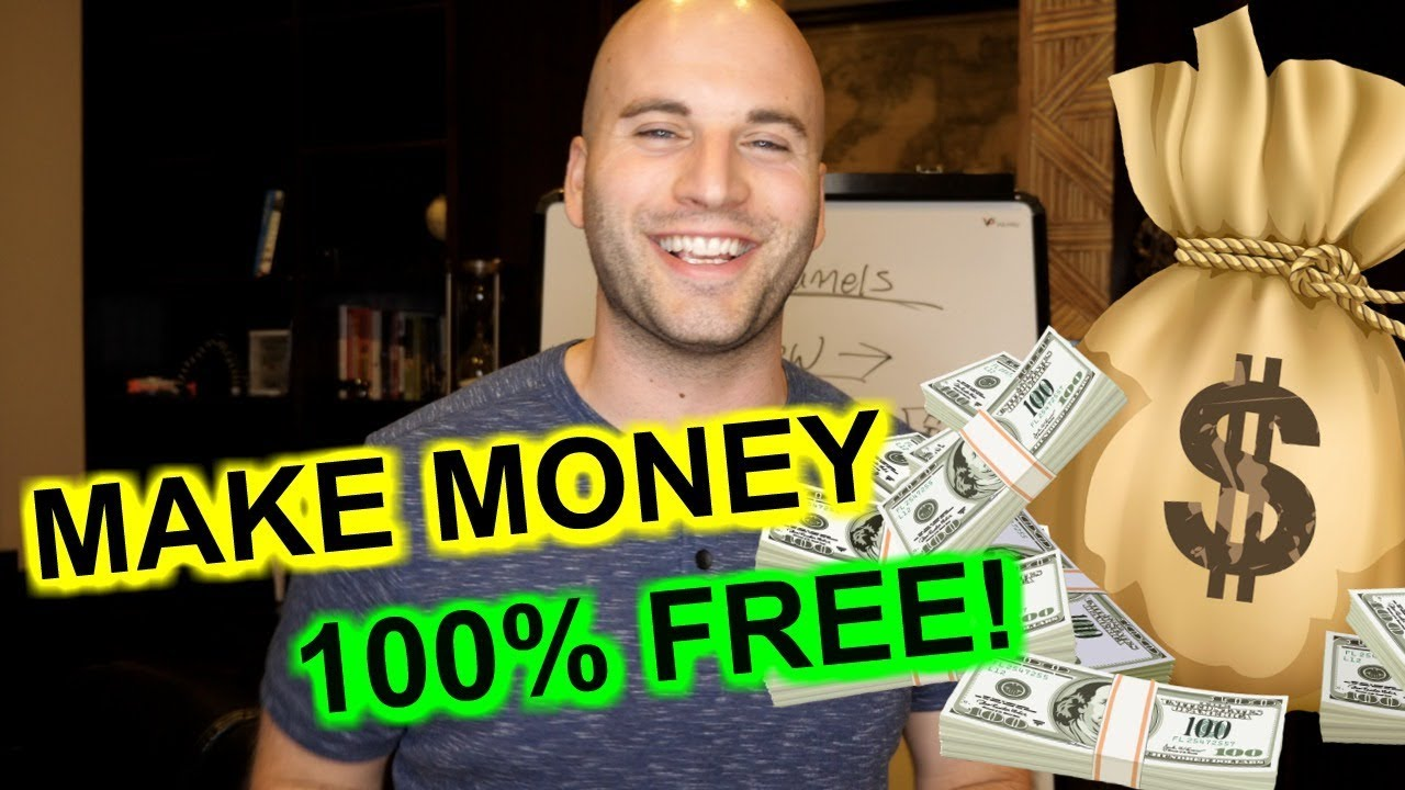 How To Make Money Online For FREE (100% With Affiliate Marketing)