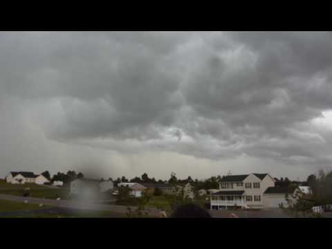 Elizabeth, CO Weather - May 26, 2016