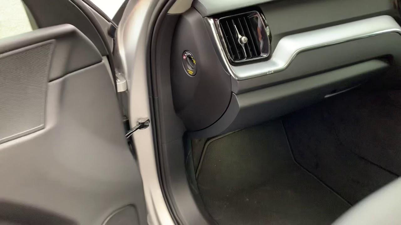 Volvo XC60 SIM card fitting