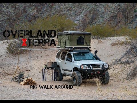 OVERLAND XTERRA - Rig Walk Around by Rogue Overland