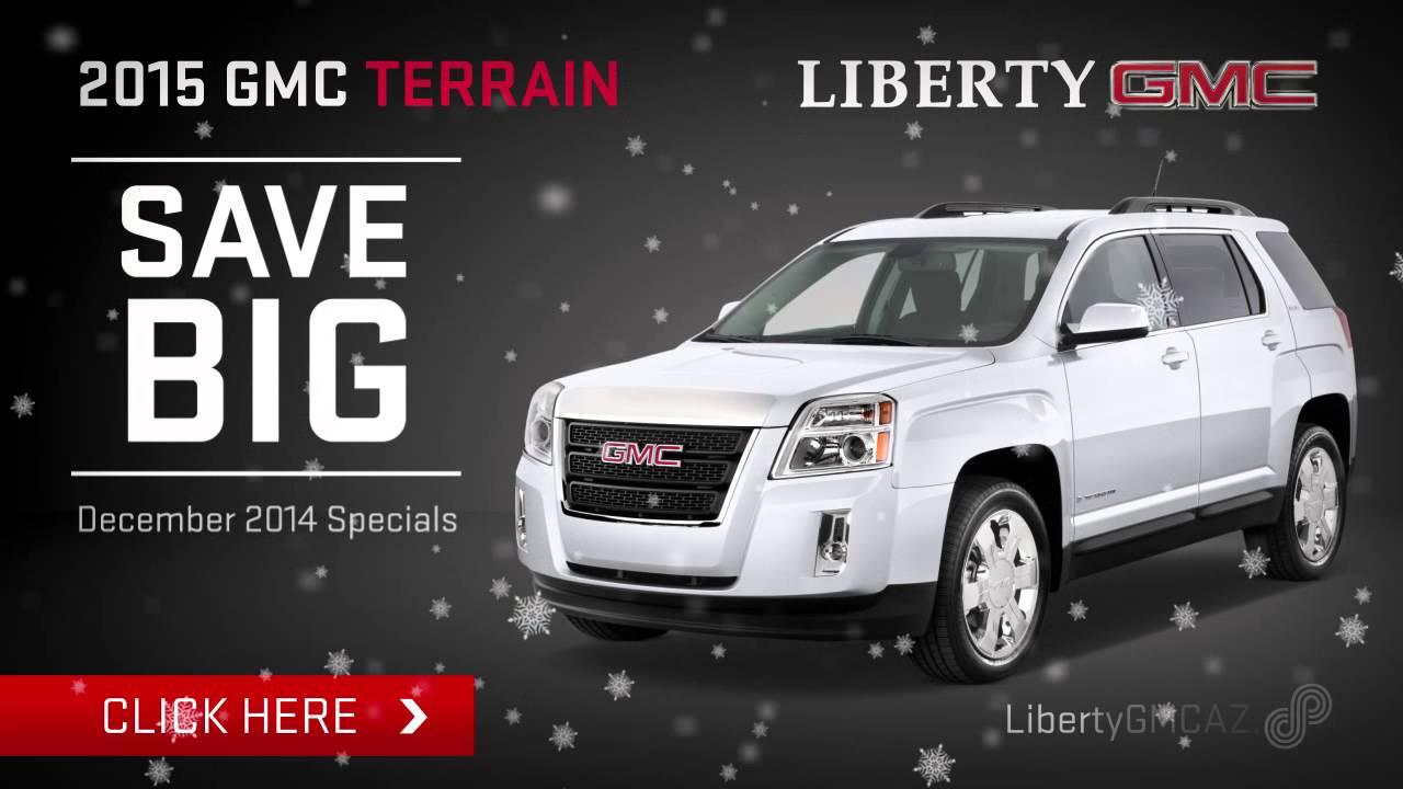 Gmc Terrain Lease >> 2015 Gmc Terrain Lease Offer Liberty Gmc 12 14 Cta