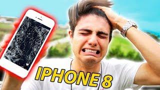 O DIA EM QUE PARTI O MEU NOVO iPHONE...