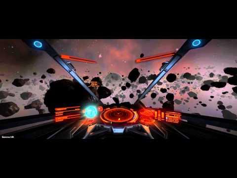 Exploring Elite: Dangerous - Episode 7 - Pleiades Star Cluster (Nebula)