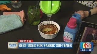 Queen of Clean: Uses for Liquid Softener