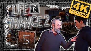 LIFE IS STRANGE 2 🐺 #5: Rassisten-Opa rastet vor Tankstelle aus